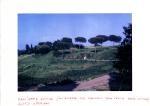 """Casale La Giostra: """"D'all'Appia Antica (all'altezza del cancello della tenuta della Giostra) - Ante operam"""""""